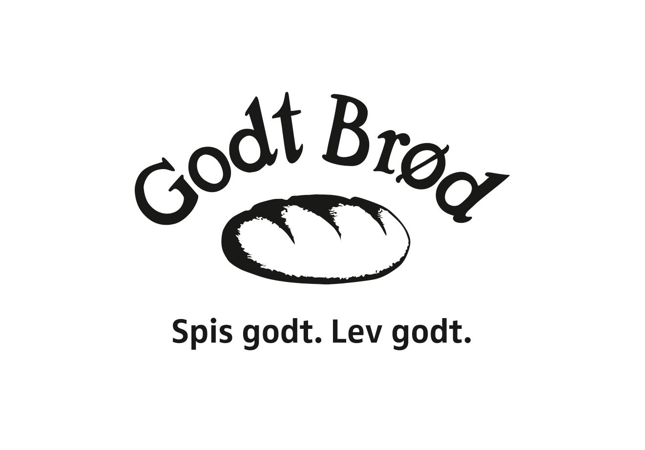 Bilderesultat for godt brød logo